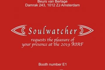 Soulwatcher Amsterdam International Art Fair 2019