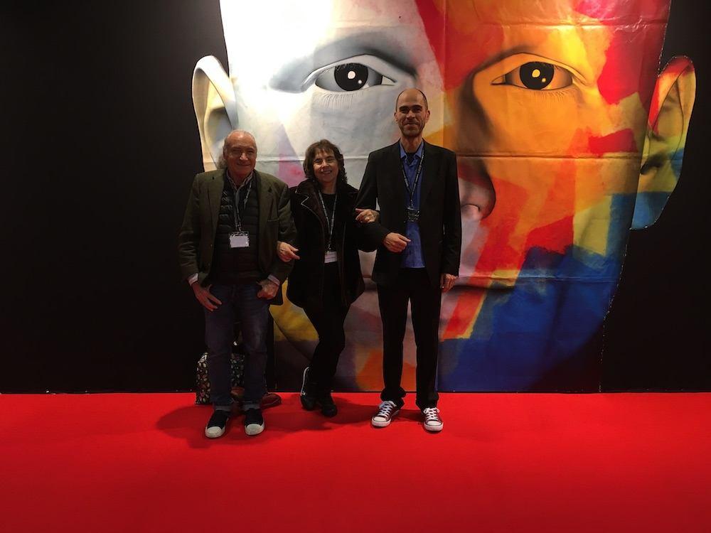 Luxemburg international contemporary art fair - Soulwatcher