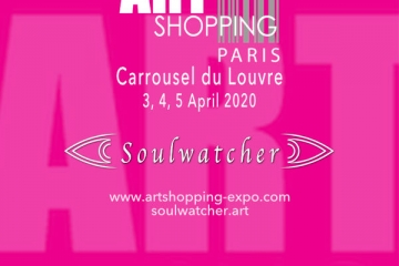 Art shopping Paris April 2020 Carrousel du Louvre Soulwatcher